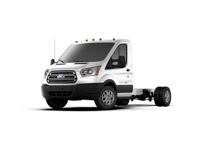 2018 Ford Transit-350 Cutaway 12ft Unicell Box Truck Van For Sale Near Manchester, NH